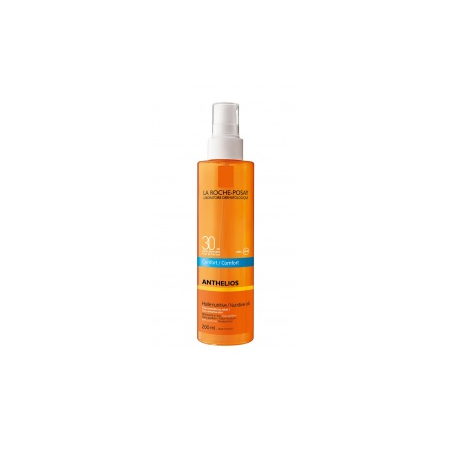 Anthelios SPF30 Huile invisible nutritive - 200 ml