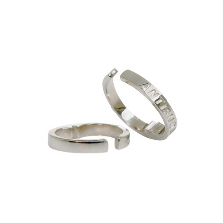 Bague anti-ronflement - taille M 18 mm - Antisnor