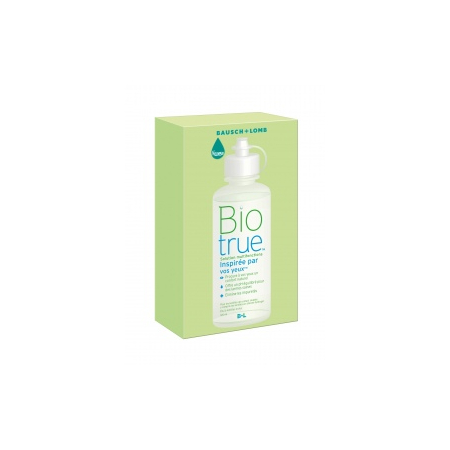 Biotrue Solution multifonctions - 120 ml - Bausch & Lomb