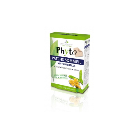 Phyto Patch Sommeil Nuits Paisibles - Les 3 Chênes