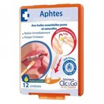 Clic & Go aphte solution buccale 12 unidoses