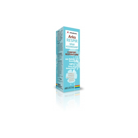 Arko Respir Spray Assainissant 30ml - Arkopharma