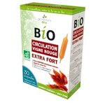 Ampoules Bio Circulation Vigne Rouge Extra Fort