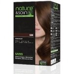 Soin Des Cheveux  Nature & Soin - Colorations Permanentes 5M Chocolat
