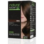 Soin Des Cheveux  Nature & Soin - Colorations Permanentes 6MG Marron Miel