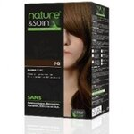 Soin Des Cheveux  Nature & Soin - Colorations Permanentes 7G Blond Doré