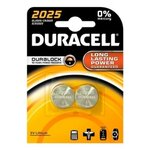 DURACELL PILE BOUTON 2025 X2