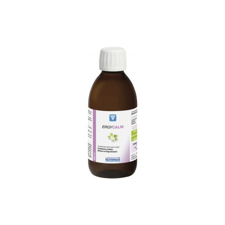 Synergies Phytominérales Ergycalm 250 ml - Nutergia
