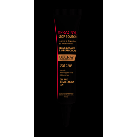 Peaux Grasses A Imperfections Keracnyl  Stop Bouton Soin Local 10 ml - Ducray