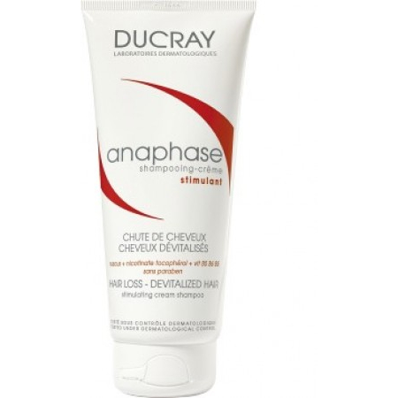 Anaphase+ Shampoing crème stimulant - 200 ml - Ducray