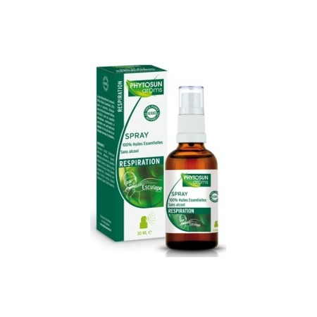 Spray respiration - 30 ml - Phytosun Arôms