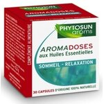 Stress Et Sommeil Capsules Sommeil-Relaxation Boite 30 Capsules