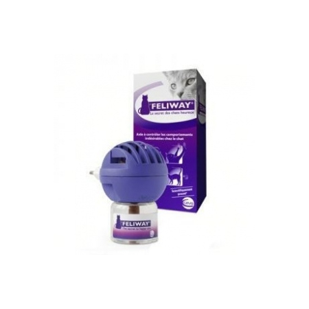 DIFFUSEUR FELIWAY FLACON 50 ML APAISEMENT DU CHAT
