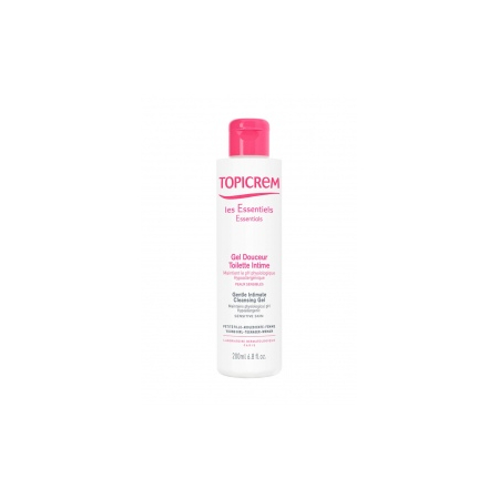 Gel douceur toilette intime - 200 ml