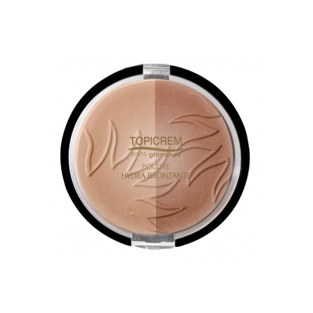 Soins Glamours Poudre Hydra-Bronzante 18 g