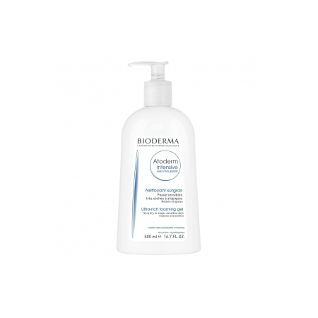 Atoderm Intensive moussant - 500 ml - Bioderma