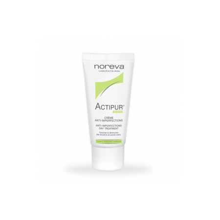 Actipur - Crème matifiante Anti-imperfections - 30ml