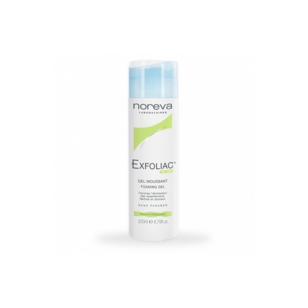 Exfoliac - Gel moussant - 200 ml