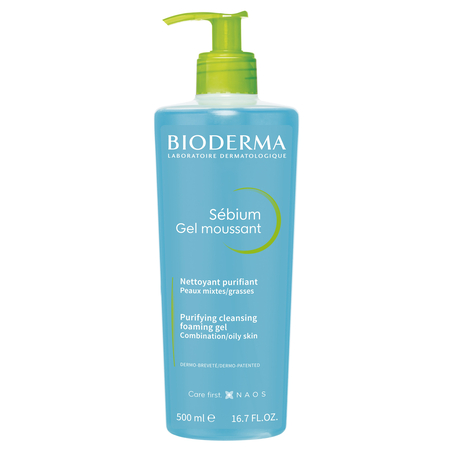 Sébium Moussant - 500 ml - Bioderma