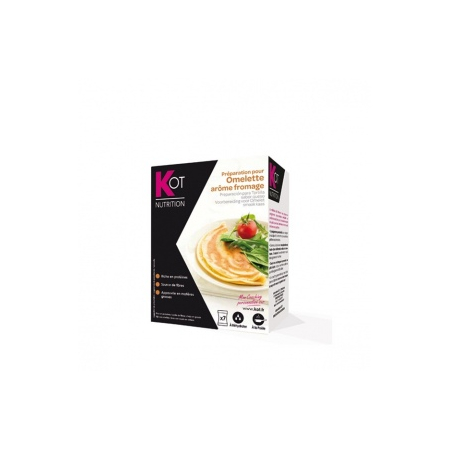 Omelette arôme fromage - 7 sachets 25 g