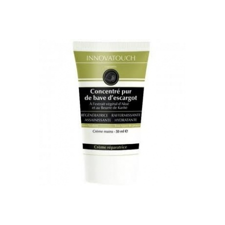 INNOVATOUCH CREME MAINS REPARATRICE BAVE D'ESCARGOT 50ML