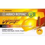 Arko Royal Dynergie - 20 ampoules de 15 ml