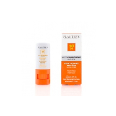 Stick Solaire Anti-Âge SPF50+ Visage & Corps - 8ml