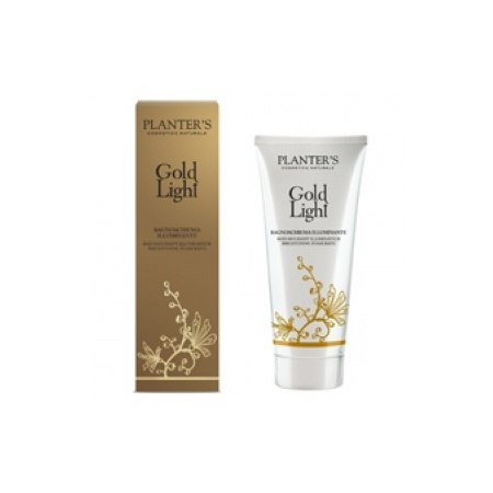 Gold Light - Bain Moussant Illuminateur Doré - 125ml
