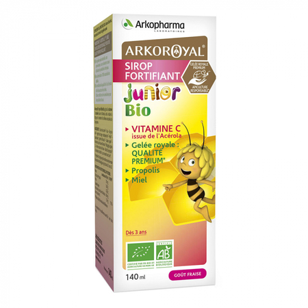 Arko Royal Sirop junior fortifiant - 140 ml