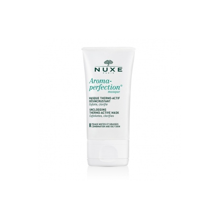 Aroma-Perfection - Masque thermo-actif désincrustant - 40 ml - Nuxe