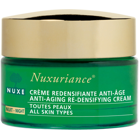 Nuxuriance Crème Redensifiante Anti-âge Nuit  - 50ml - Nuxe