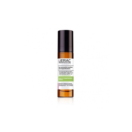 Prescription Gel concentré mâtifiant 50 ml