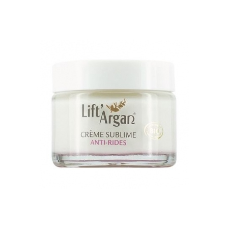 LIFT ARGAN SUBLIME BIO CREME ANTIRIDES PN PS 50ML