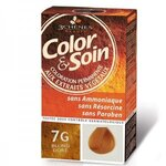 Color & Soin Coloration Permanente Teinte Blond doré - 7G