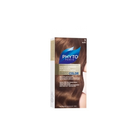 Phytocolor - Couleur Soin 7 Blond - 1 kit - Phyto