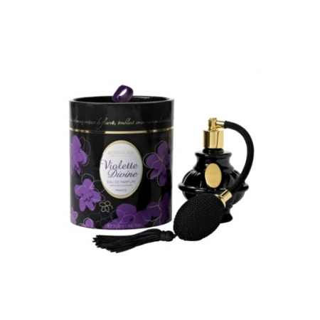 violette divine eau de parfum vaporisateur poire 50 ml berdoues shoptimise. Black Bedroom Furniture Sets. Home Design Ideas