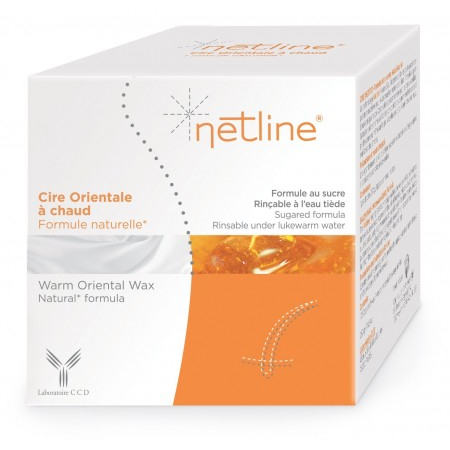 Cire Orientale à Chaud - 250 ml - Netline