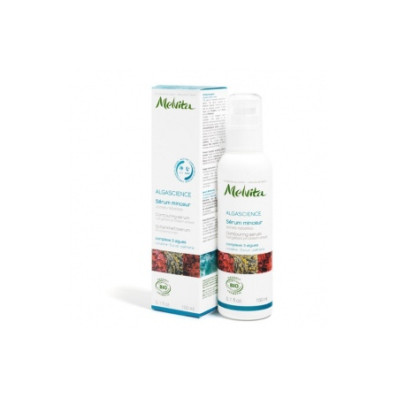 MELVITA ALGASCIENCE BIO SERUM MINCEUR POMPE 150ML