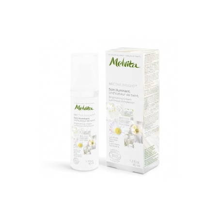 MELVITA NECTAR BRIGHT SOIN UNIFIANT 40ML