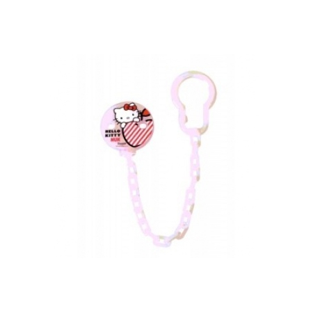 Attache-sucettes Hello Kitty x 1 - NUK