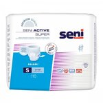 Active Super - Taille Small - 10 slips absorbants