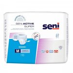 Active Super - Taille Medium - 10 slips absorbants