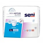 Active Super - Taille Large - 10 slips absorbants