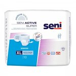 Active Super - Taille Extra Large - 10 slips absorbants