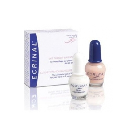 Ecrinal Kit French Manucure 2 x 10 ml - Asepta