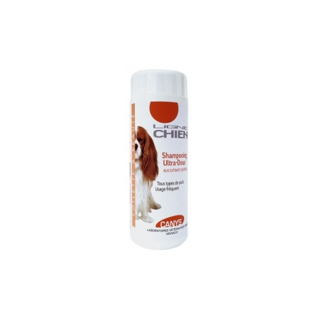 Shampooing Ultra-Doux pour chien - 200ml - Asepta