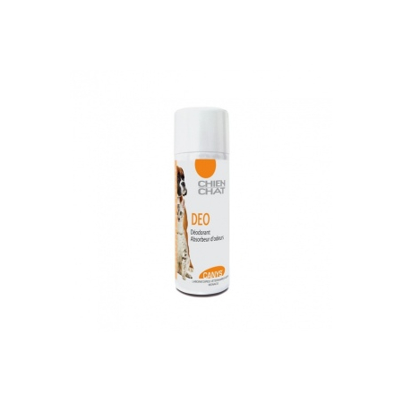 Canys Déodorant Chien et Chat - 150 ml - Asepta