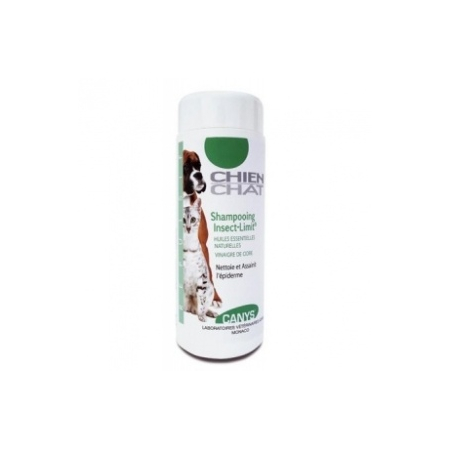 Canys Shampooing Insect-Limit (chien-chat) - 200ml