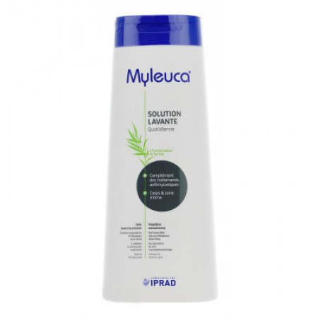 Myleuca - Solution lavante quotidienne - 200 ml - Iprad