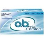 Pro Comfort Light Days -  16 tampons périodiques